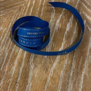 Authentic Hermès Ribbon